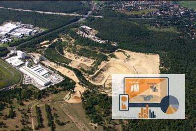 Energiemanagement im Tagebau - Software für die Rohstoffindustrie