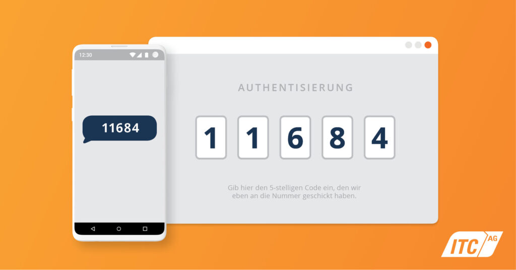 2-Faktor-Authentisierung (2-FA) erhöht die Sicherheit in Online-Portalen