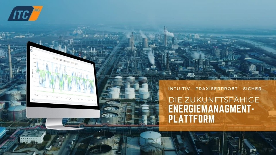 Energiemanagement Software für Industrie und Kommunen